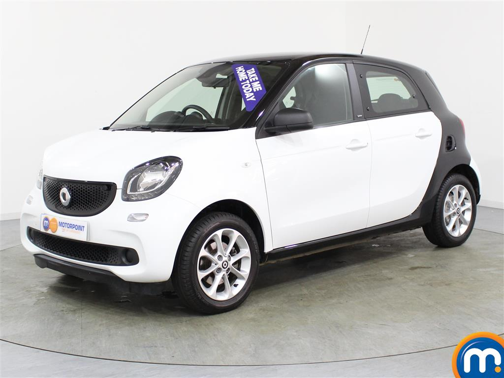 Smart Forfour Hatchback Passion - Stock Number (995764) - Passenger side front corner