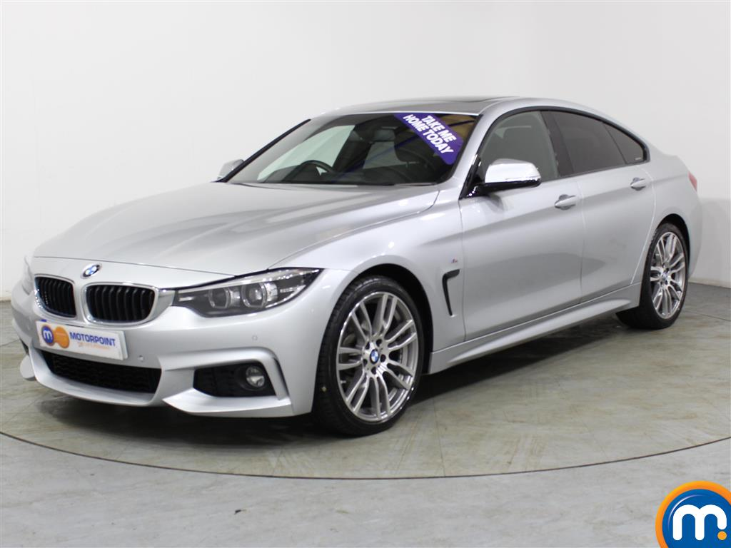 BMW 4 Series M Sport - Stock Number (1005988) - Passenger side front corner