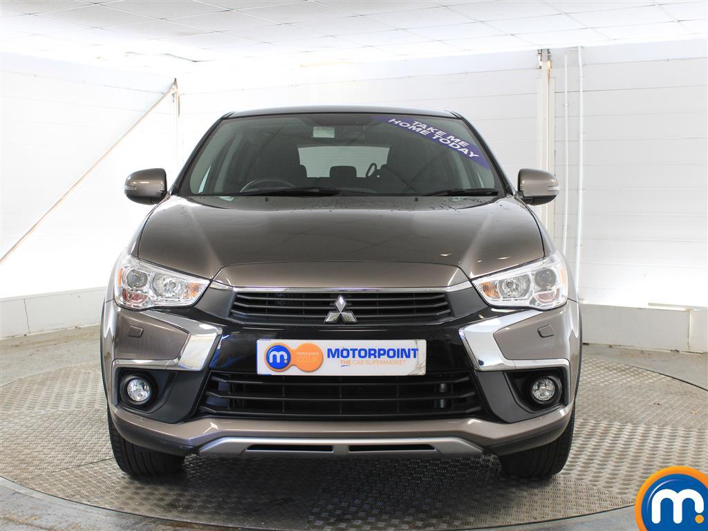 Mitsubishi ASX 3 Manual Petrol Estate - Stock Number (1015913) - Front bumper