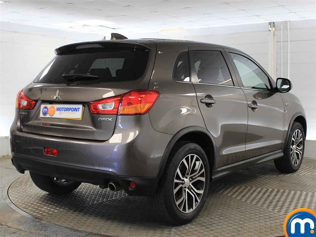 Mitsubishi ASX 3 Manual Petrol Estate - Stock Number (1015913) - Drivers side rear corner