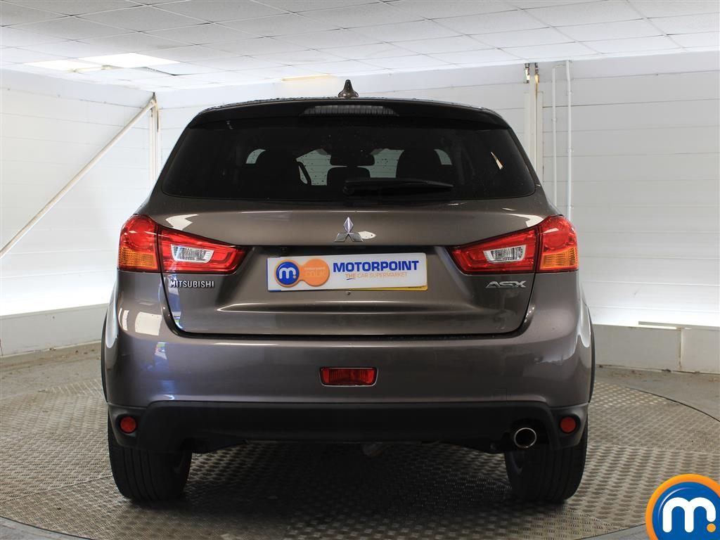 Mitsubishi ASX 3 Manual Petrol Estate - Stock Number (1015913) - Rear bumper