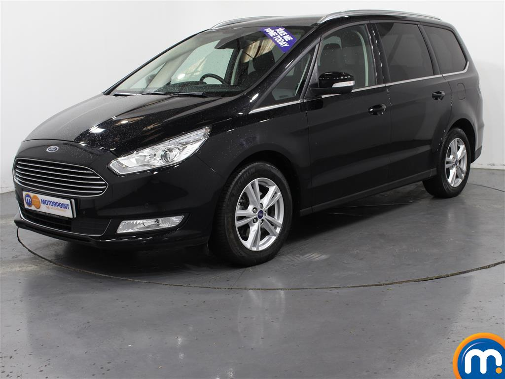 Ford Galaxy Titanium - Stock Number (1005335) - Passenger side front corner