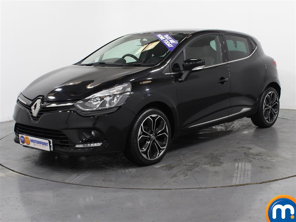 Renault Clio Iconic - Stock Number (1013414) - Passenger side front corner