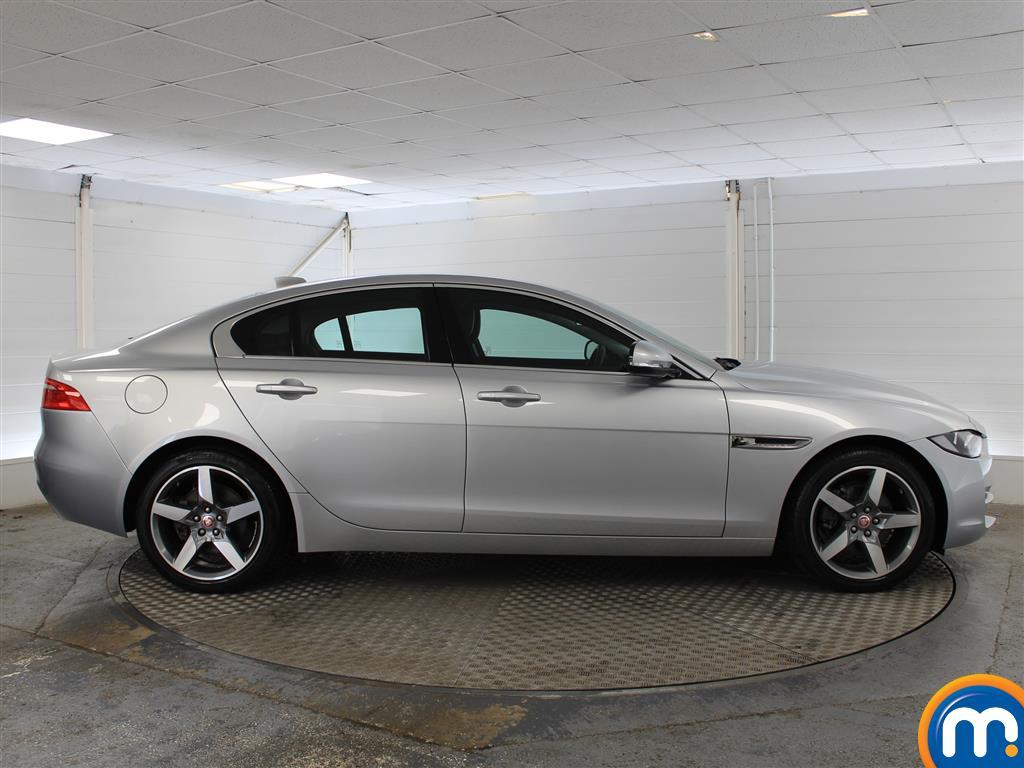 Jaguar XE Prestige Automatic Diesel Saloon - Stock Number (1016344) - Drivers side