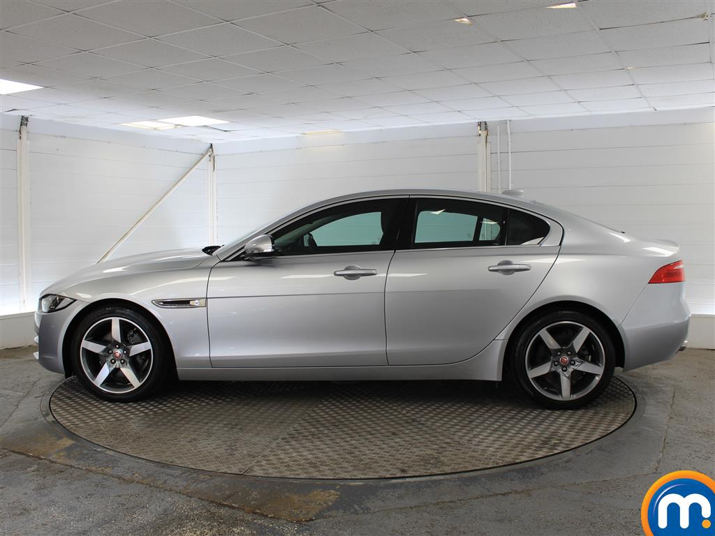 Jaguar XE Prestige Automatic Diesel Saloon - Stock Number (1016344) - Passenger side