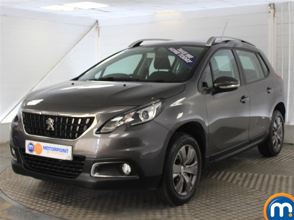 Peugeot 2008 Active Manual Petrol Estate - Stock Number (1005450) - Passenger side front corner