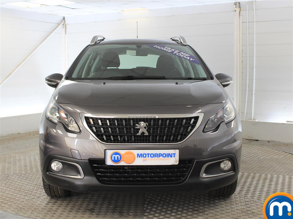 Peugeot 2008 Active Manual Petrol Estate - Stock Number (1005450) - Front bumper