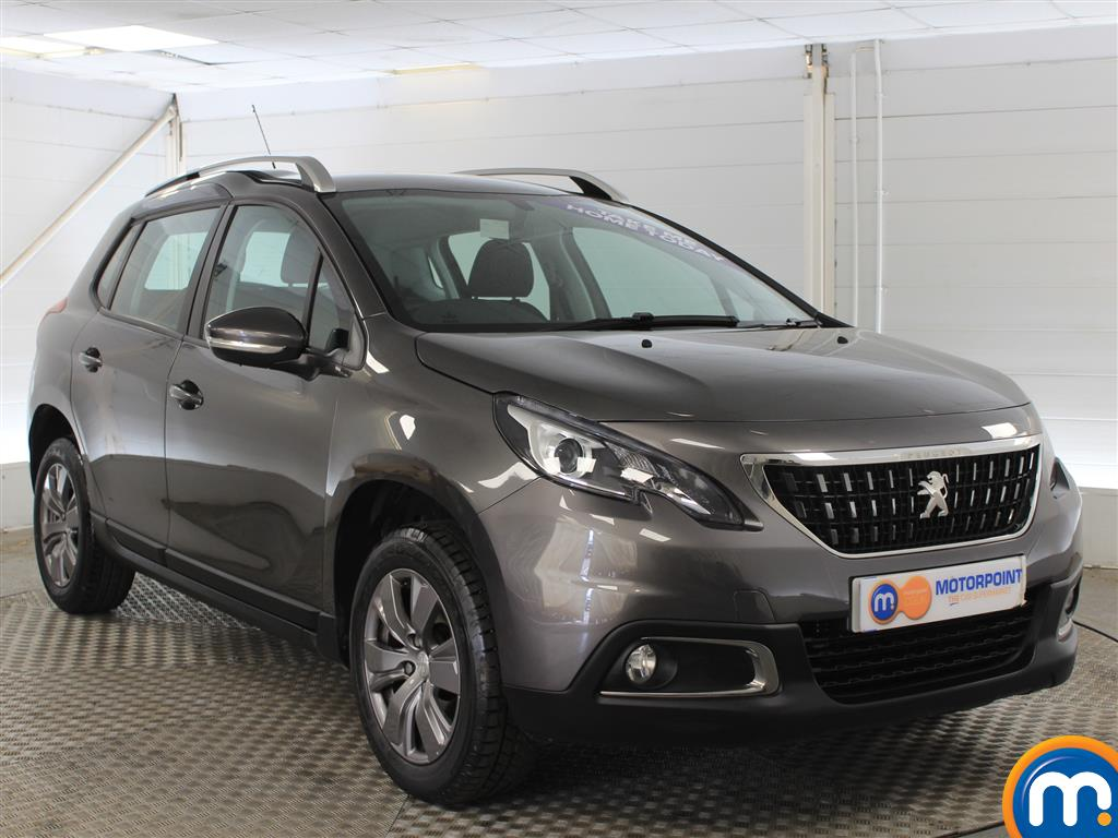 Peugeot 2008 Active Manual Petrol Estate - Stock Number (1005450) - Drivers side front corner