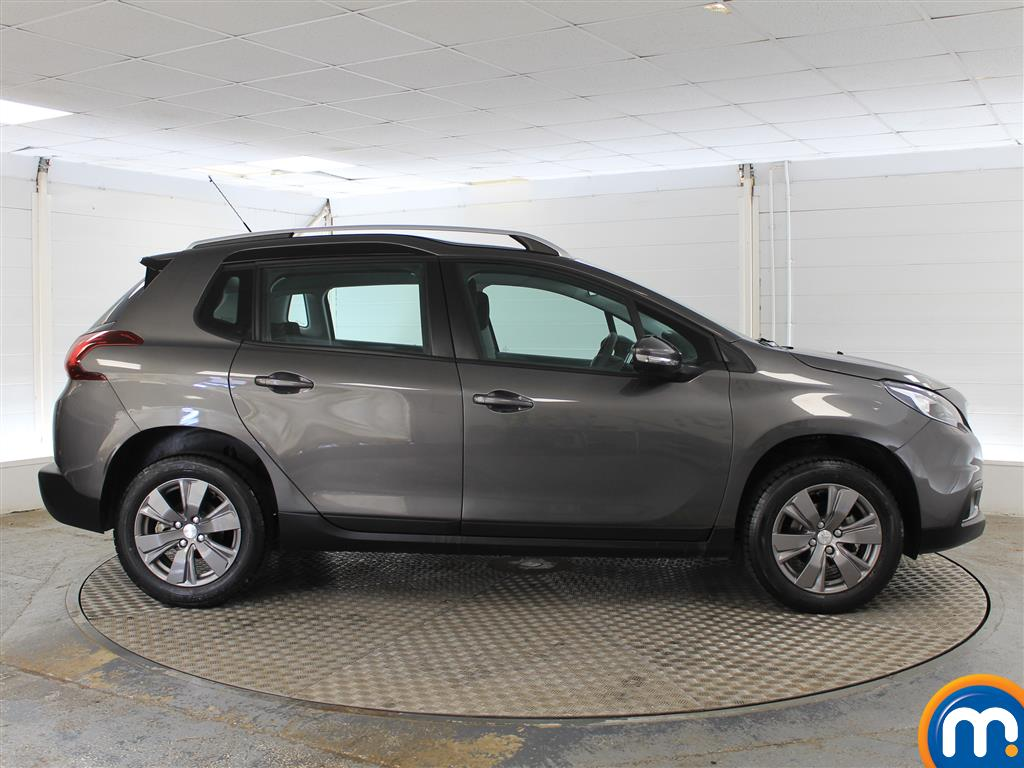 Peugeot 2008 Active Manual Petrol Estate - Stock Number (1005450) - Drivers side