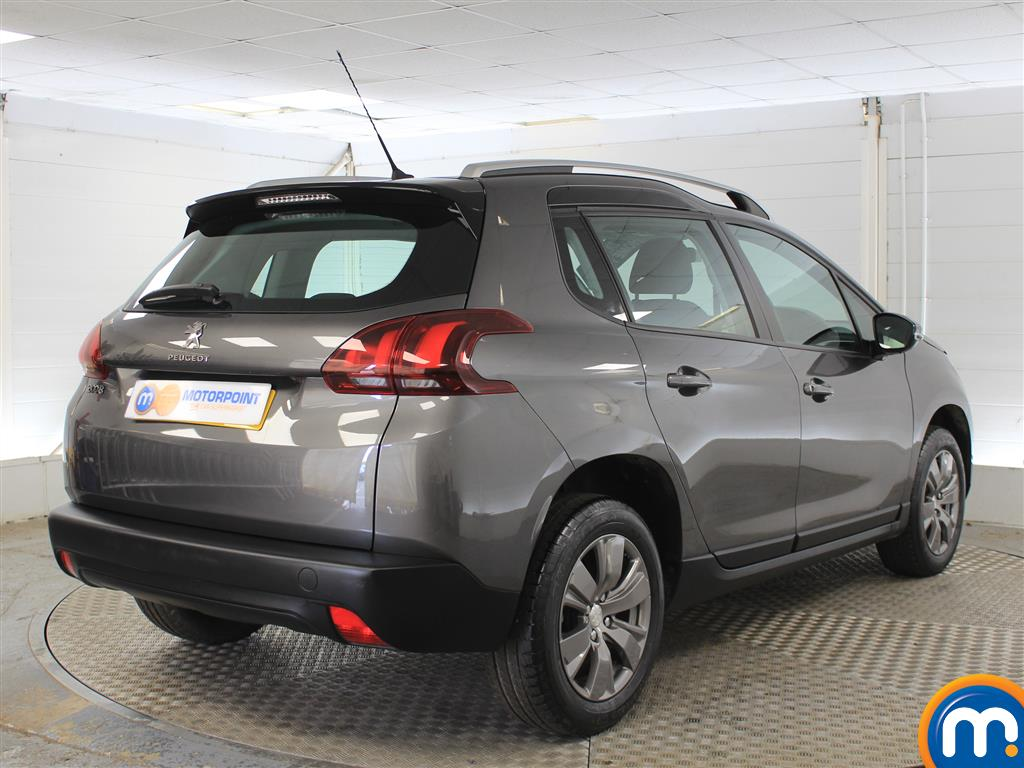 Peugeot 2008 Active Manual Petrol Estate - Stock Number (1005450) - Drivers side rear corner