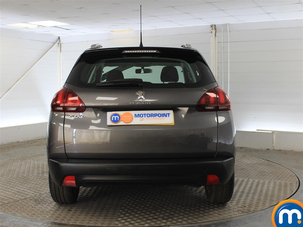 Peugeot 2008 Active Manual Petrol Estate - Stock Number (1005450) - Rear bumper