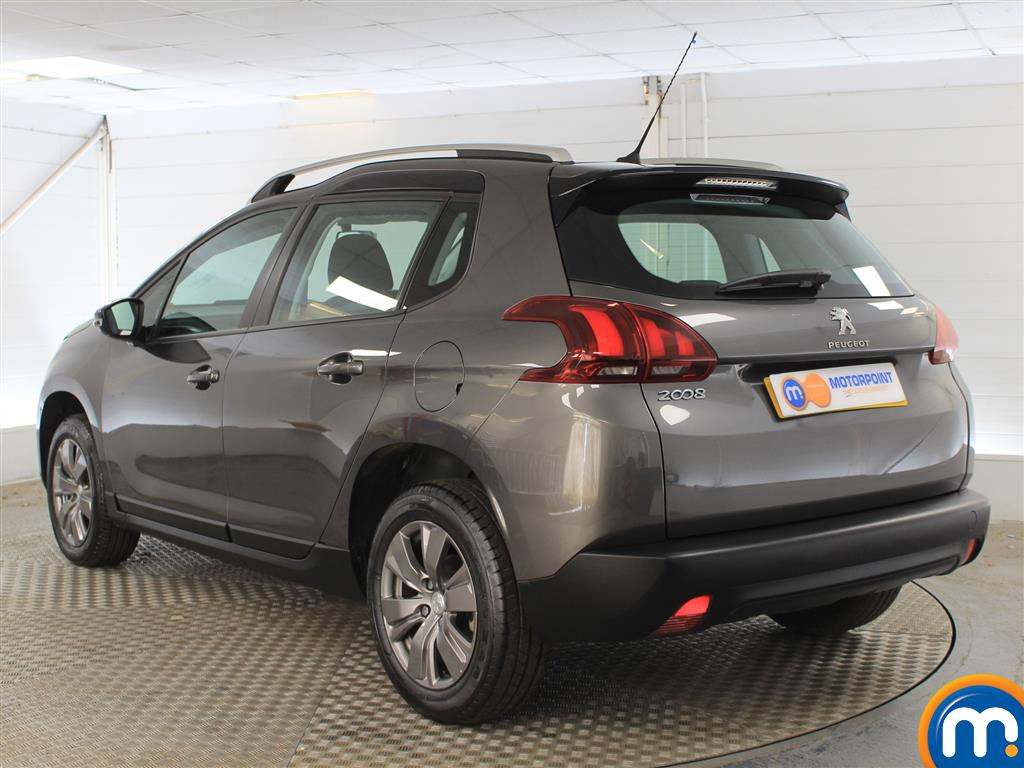 Peugeot 2008 Active Manual Petrol Estate - Stock Number (1005450) - Passenger side rear corner