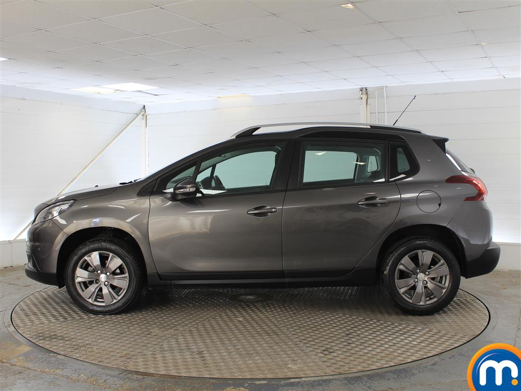 Peugeot 2008 Active Manual Petrol Estate - Stock Number (1005450) - Passenger side