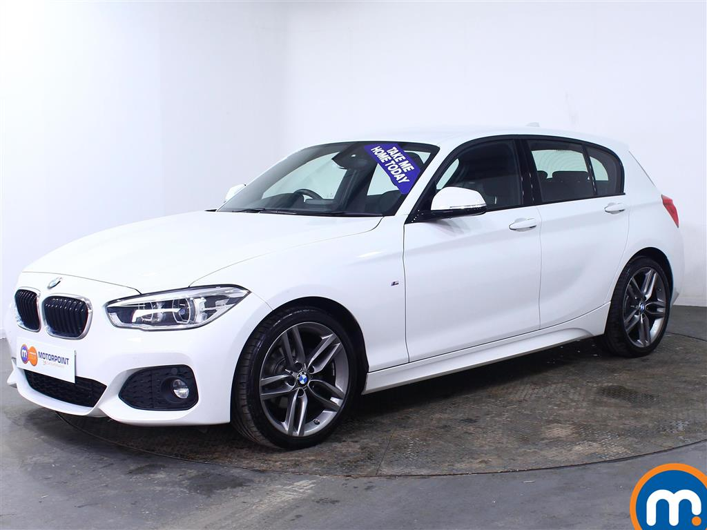 BMW 1 Series M Sport - Stock Number (1003203) - Passenger side front corner
