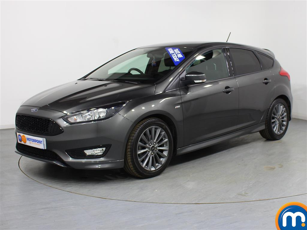 Ford Focus ST-Line - Stock Number (999653) - Passenger side front corner