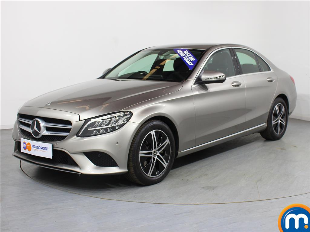 Mercedes-Benz C Class Sport - Stock Number (1008801) - Passenger side front corner