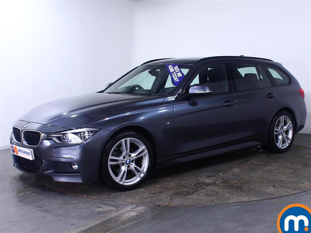 BMW 3 Series M Sport - Stock Number (1016394) - Passenger side front corner