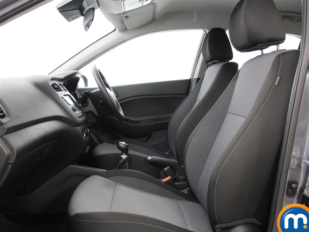Hyundai I20 SE Manual Petrol Hatchback - Stock Number (1011672) - 4th supplementary image