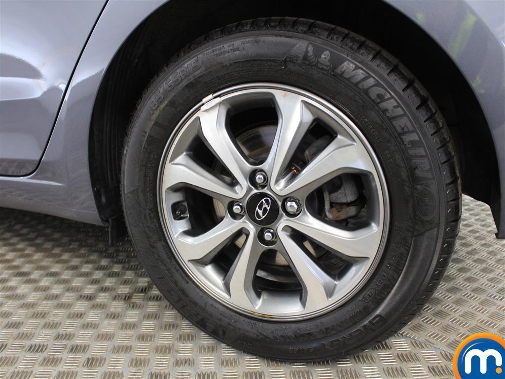 Hyundai I20 SE Manual Petrol Hatchback - Stock Number (1011672) - 8th supplementary image