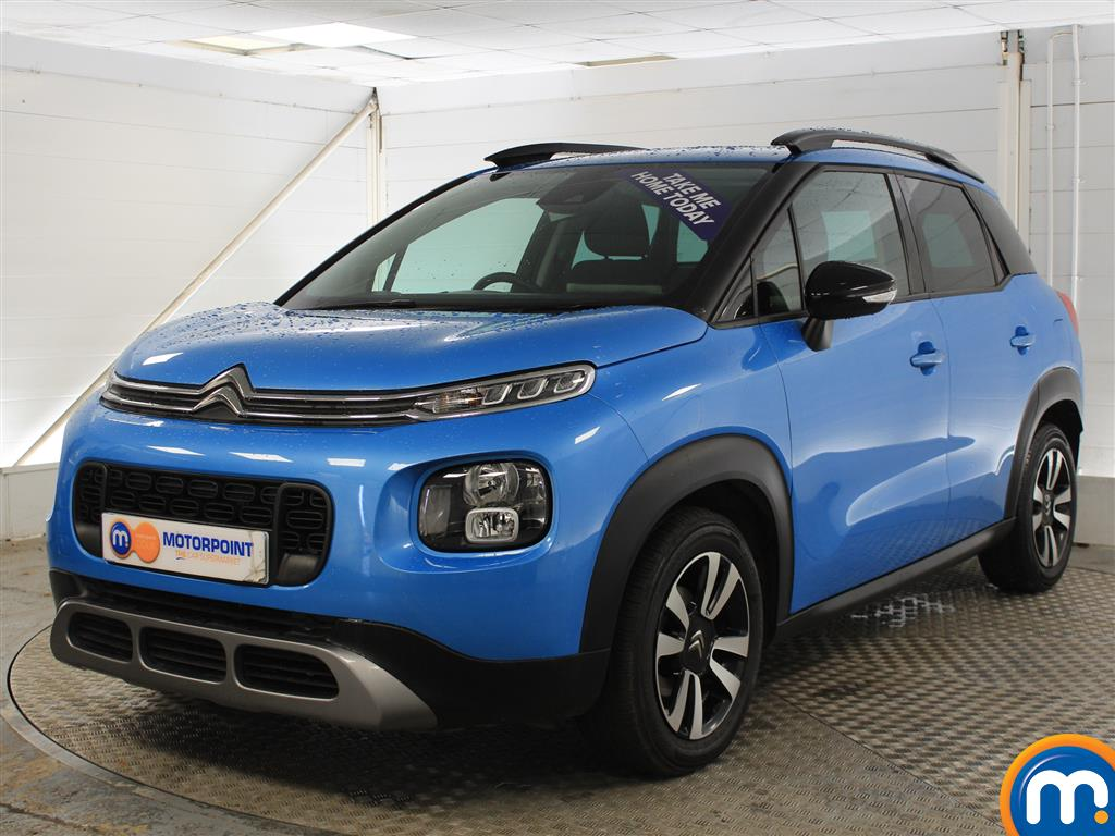 Citroen C3 Aircross Feel - Stock Number (1016232) - Passenger side front corner