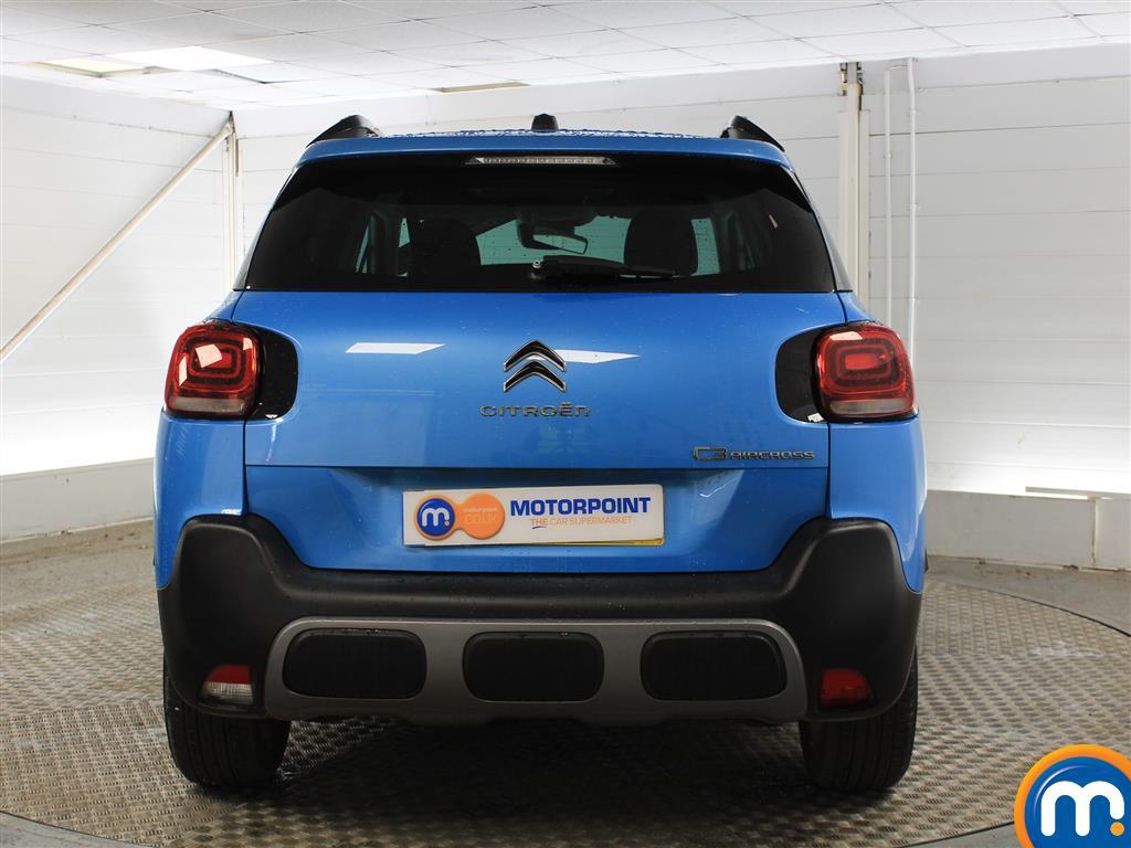 Citroen C3 Aircross Feel Manual Petrol Hatchback - Stock Number (1016232) - Rear bumper