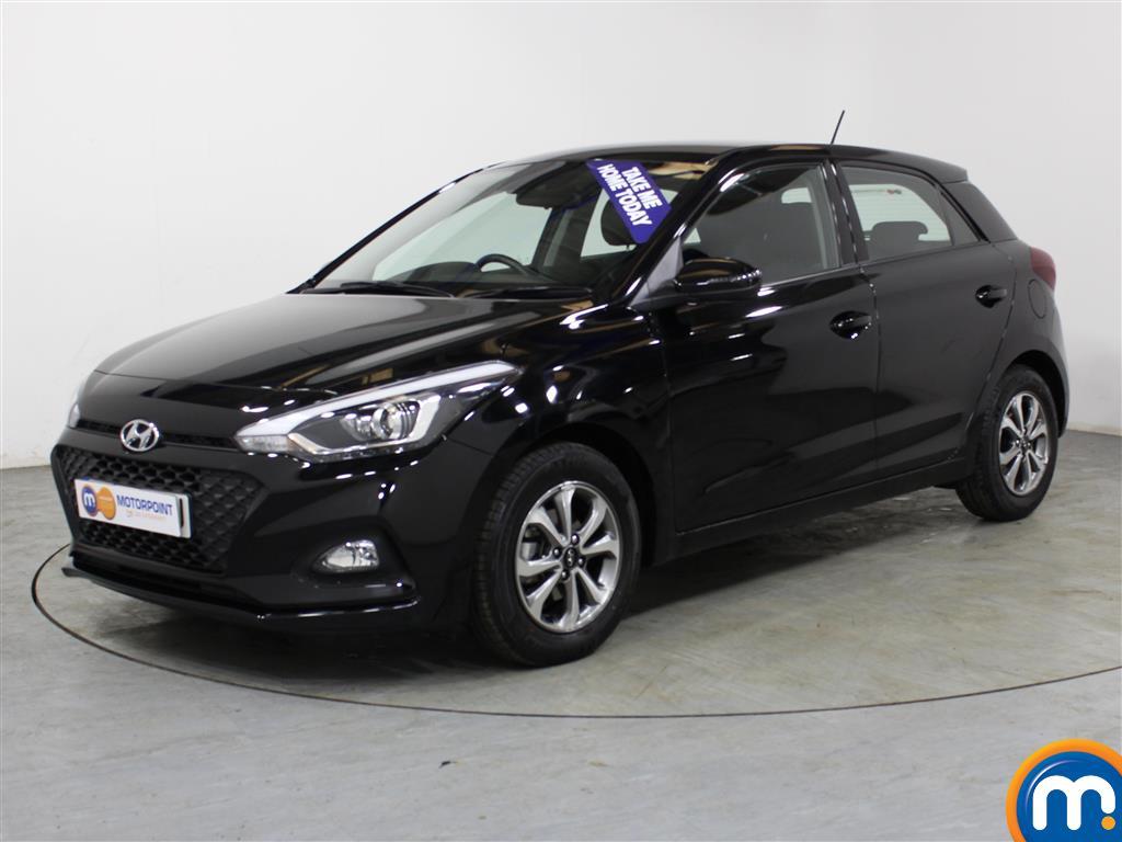 Hyundai I20 SE - Stock Number (1011683) - Passenger side front corner