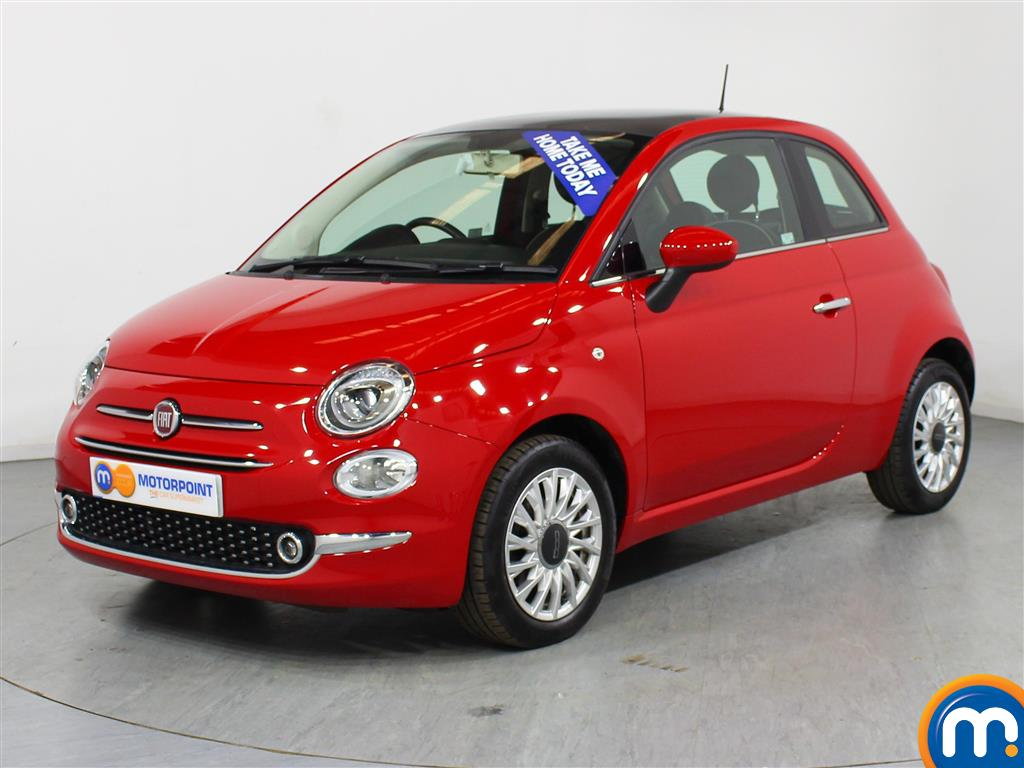 Fiat 500 Lounge - Stock Number (1010672) - Passenger side front corner