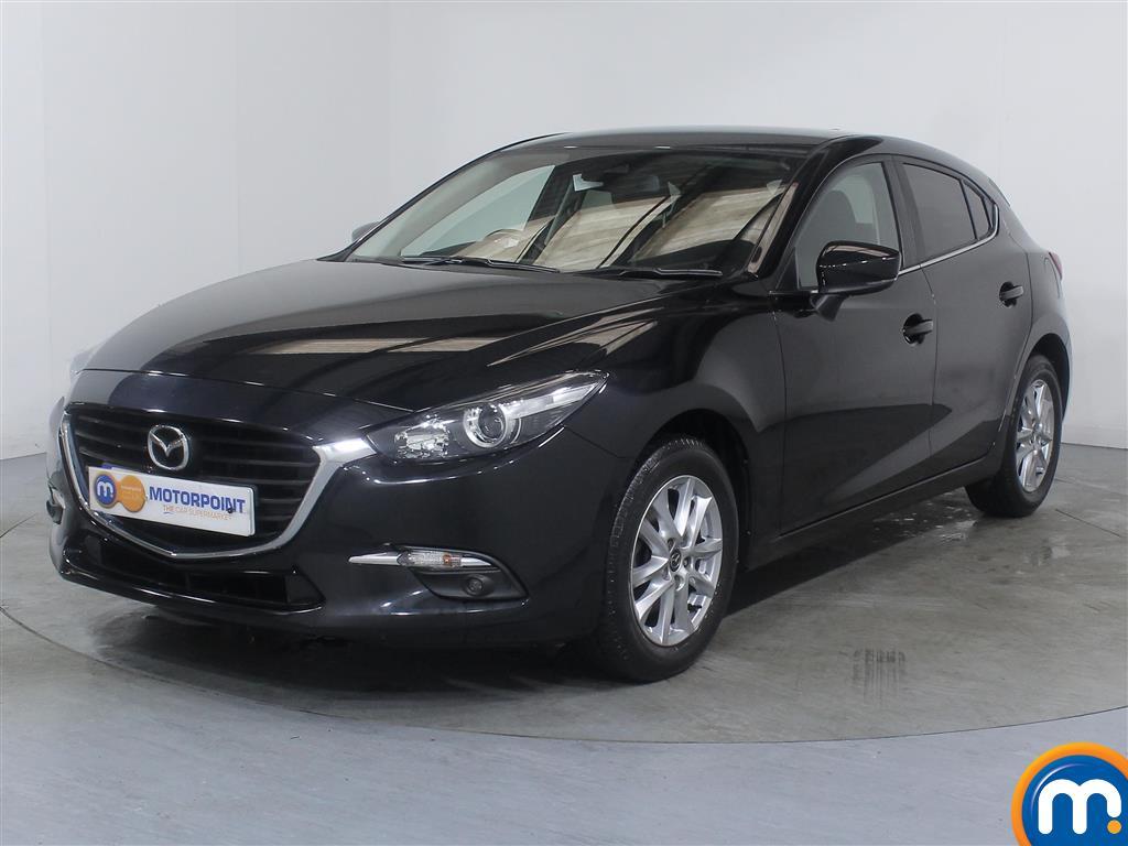 Mazda 3 SE-L Nav - Stock Number (1013271) - Passenger side front corner