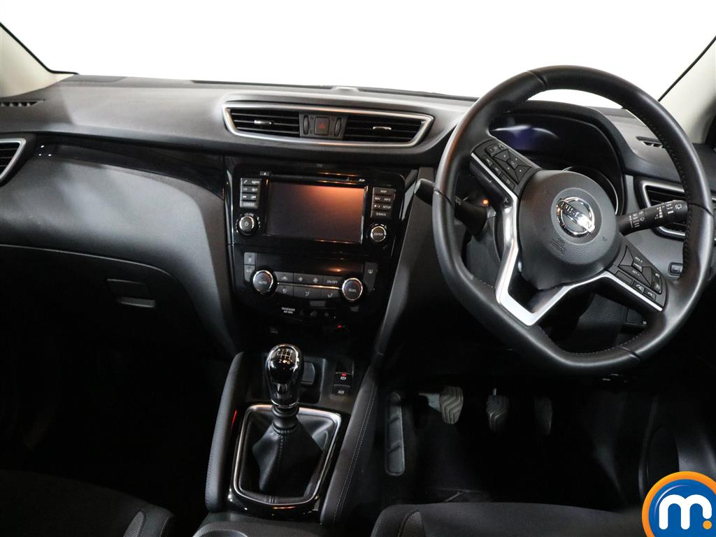 Nissan Qashqai Acenta Manual Petrol Hatchback - Stock Number (1007039) - 5th supplementary image