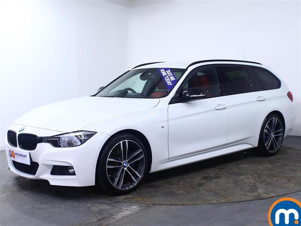 BMW 3 Series M Sport Shadow Edition - Stock Number (1007482) - Passenger side front corner