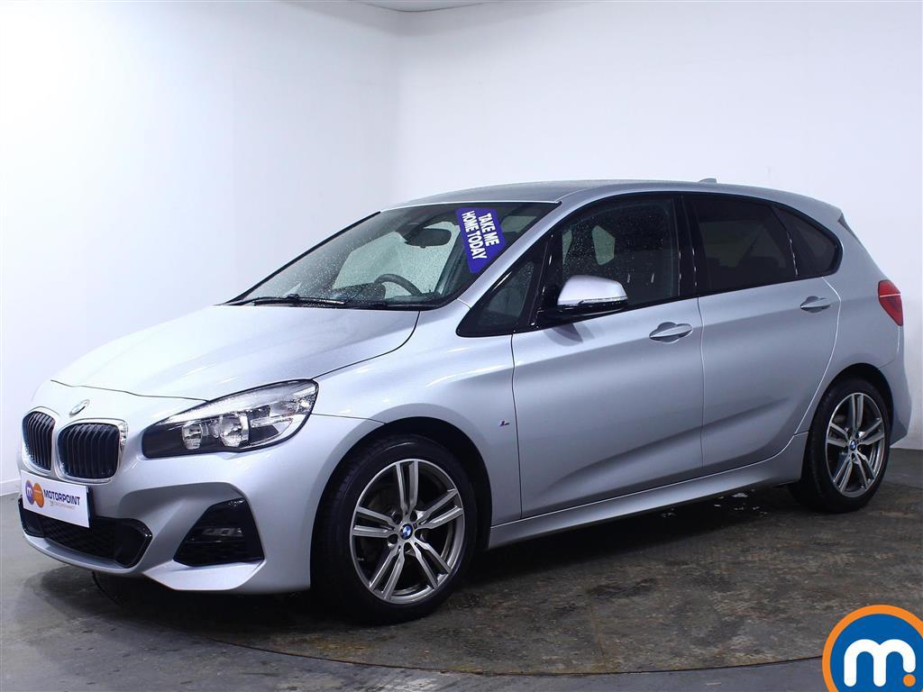 BMW 2 Series M Sport - Stock Number (1010534) - Passenger side front corner