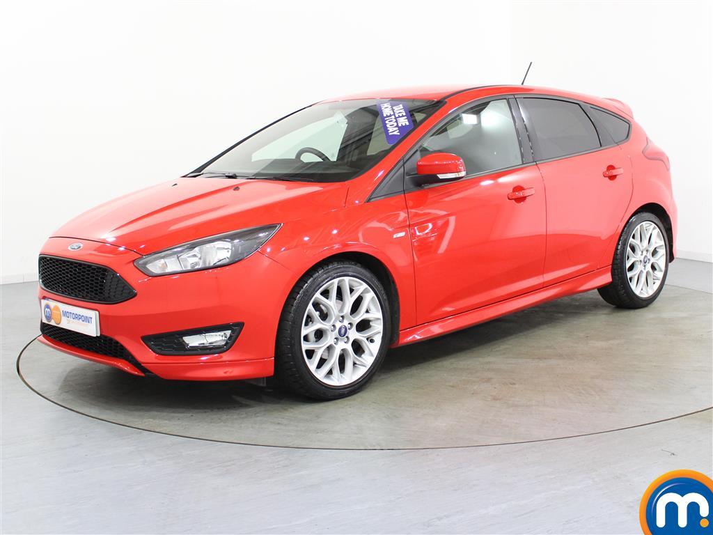Ford Focus ST-Line - Stock Number 1005816 Passenger side front corner