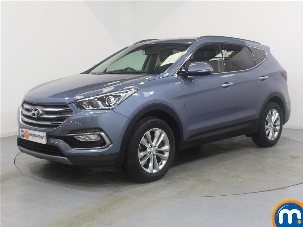 Hyundai Santa Fe Premium - Stock Number (1005361) - Passenger side front corner