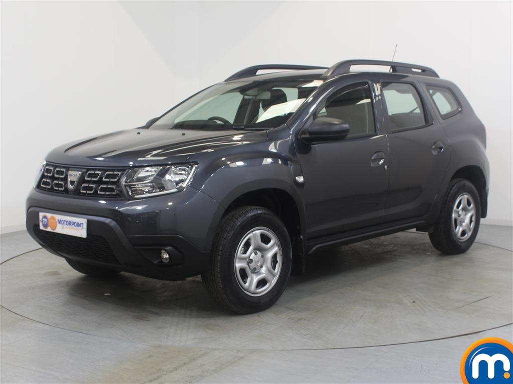 Dacia Duster Essential - Stock Number (1015854) - Passenger side front corner