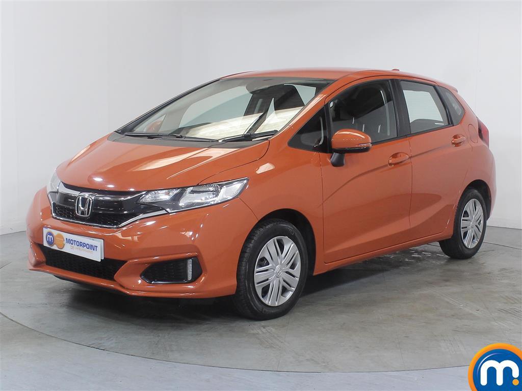 Honda Jazz S - Stock Number (1005073) - Passenger side front corner