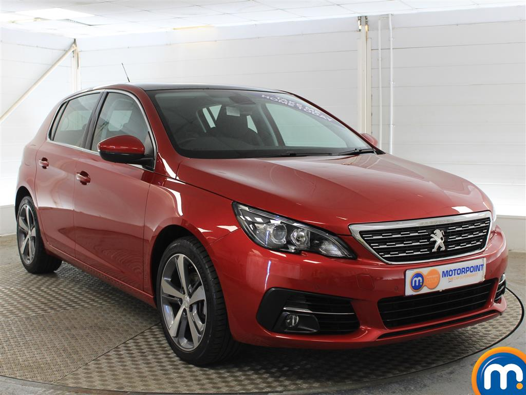 Peugeot 308 Allure Manual Petrol Hatchback - Stock Number (1011236) - Drivers side front corner