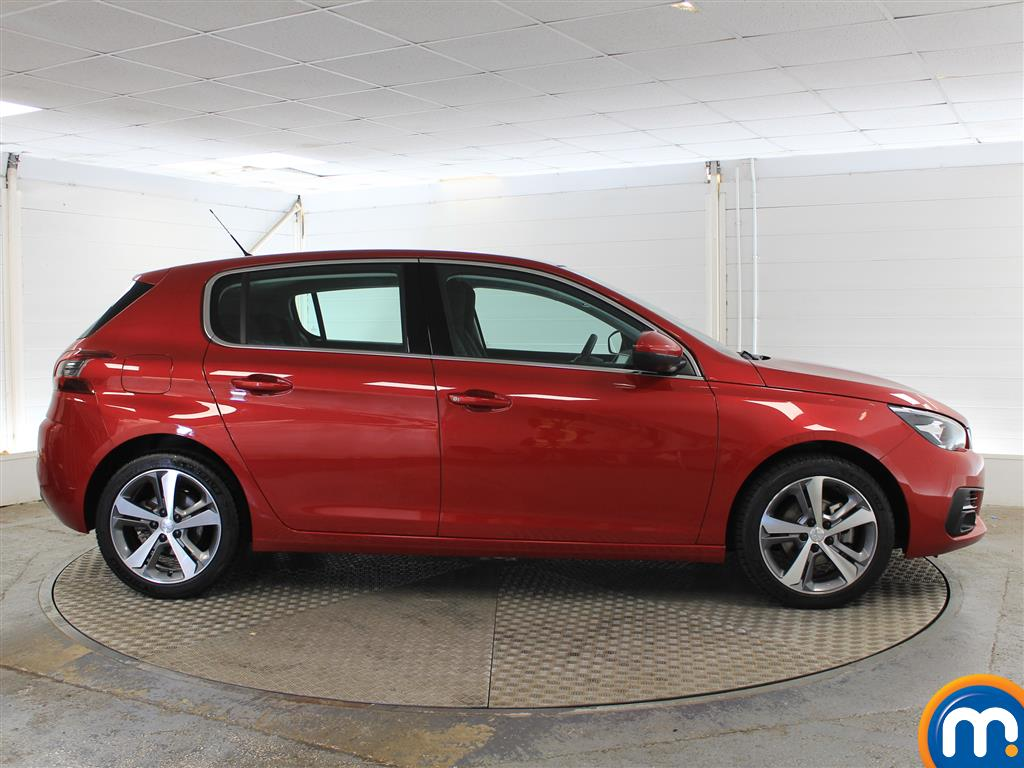 Peugeot 308 Allure Manual Petrol Hatchback - Stock Number (1011236) - Drivers side
