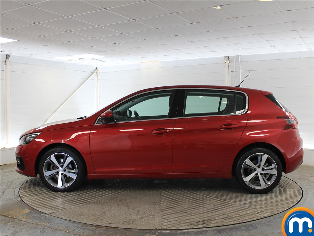 Peugeot 308 Allure Manual Petrol Hatchback - Stock Number (1011236) - Passenger side