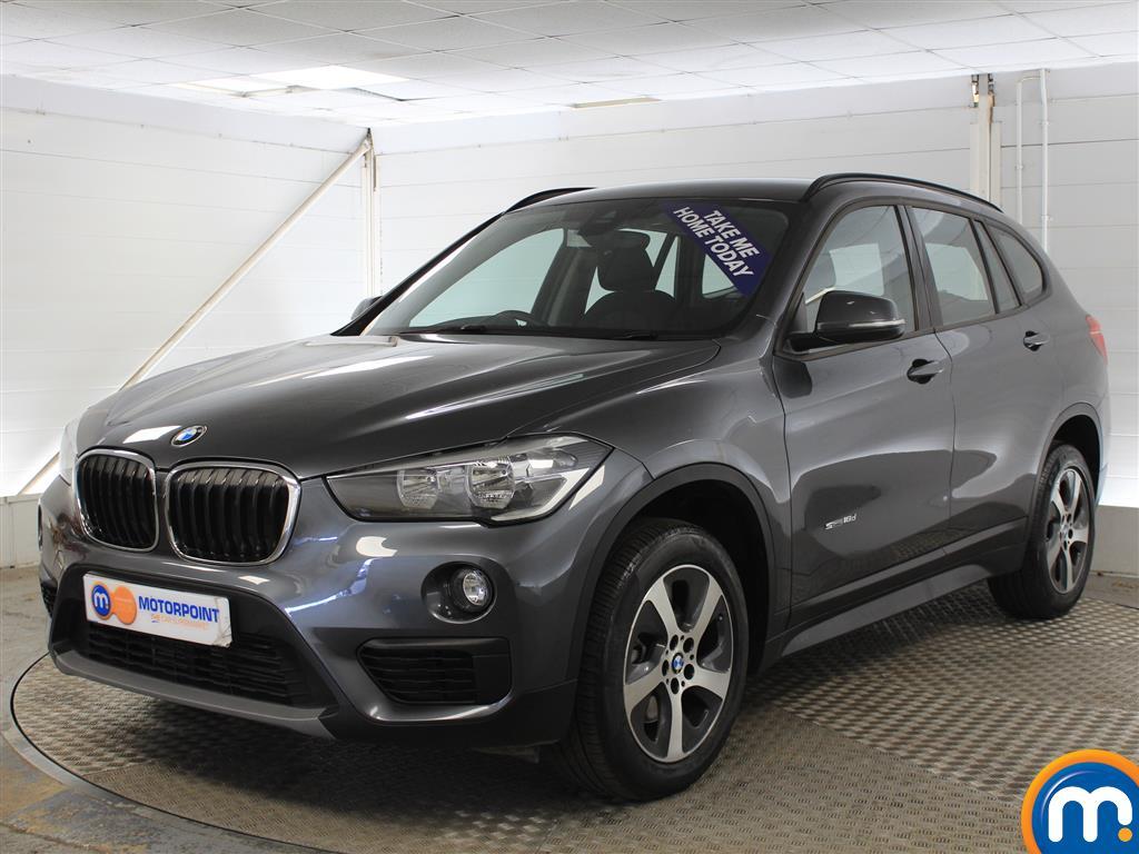 BMW X1 SE Automatic Diesel Estate - Stock Number (1012589) - Passenger side front corner