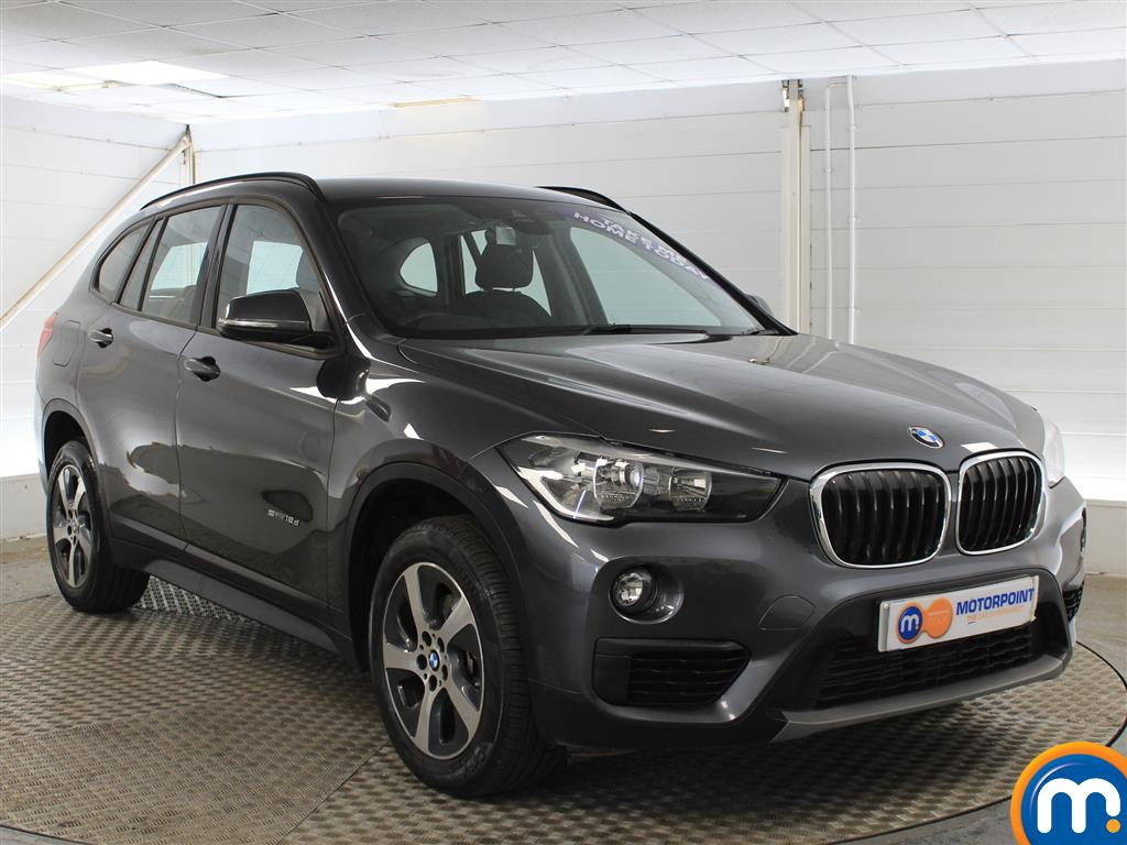 BMW X1 SE Automatic Diesel Estate - Stock Number (1012589) - Drivers side front corner