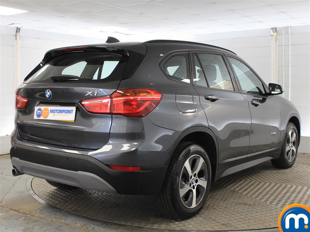 BMW X1 SE Automatic Diesel Estate - Stock Number (1012589) - Drivers side rear corner