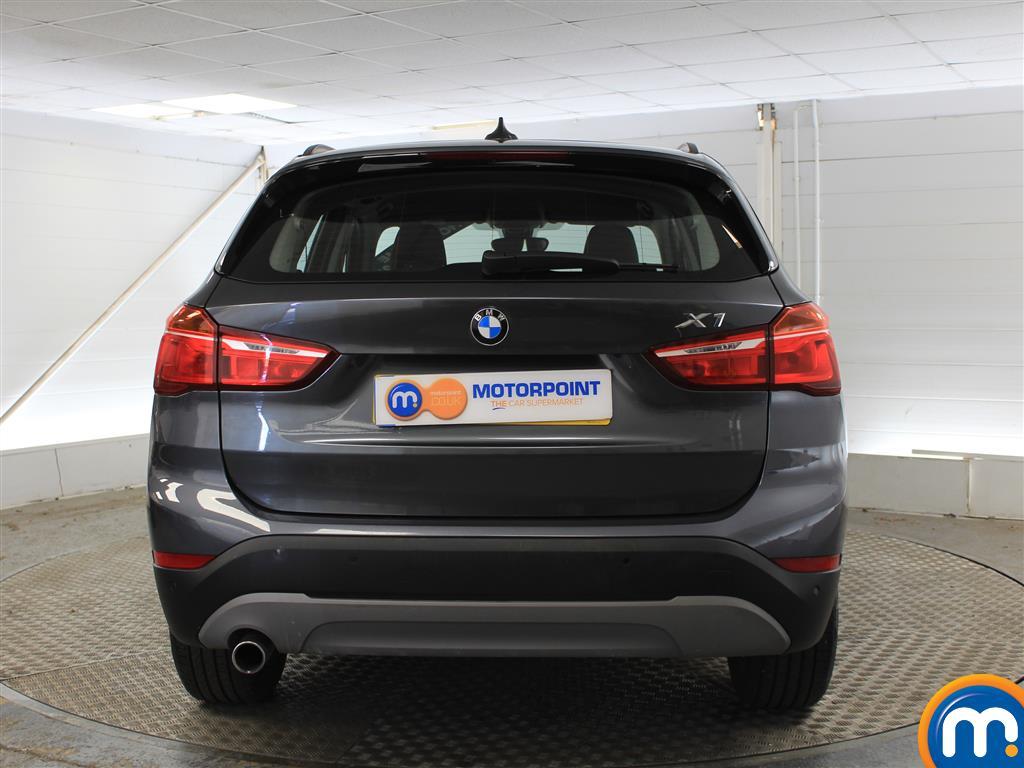 BMW X1 SE Automatic Diesel Estate - Stock Number (1012589) - Rear bumper