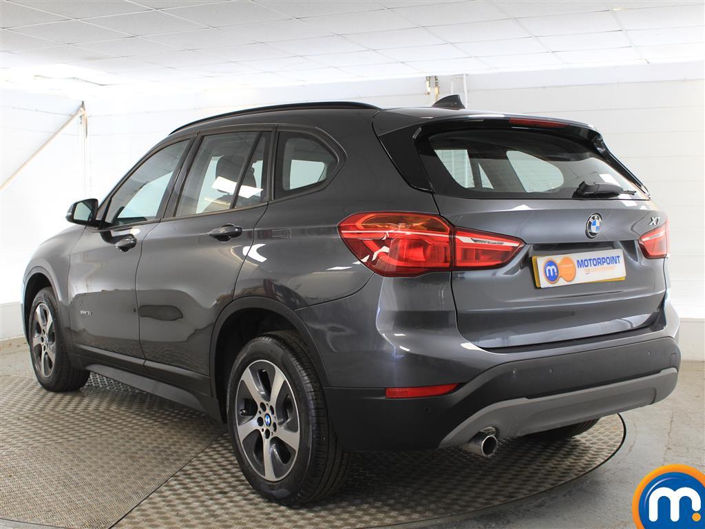 BMW X1 SE Automatic Diesel Estate - Stock Number (1012589) - Passenger side rear corner