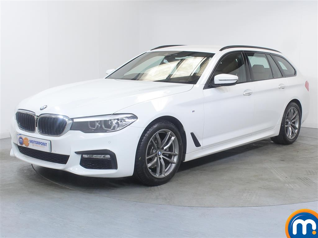 BMW 5 Series M Sport - Stock Number (1011733) - Passenger side front corner