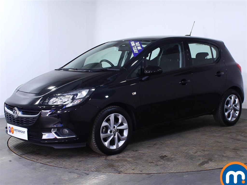 Vauxhall Corsa SRi - Stock Number (1017860) - Passenger side front corner