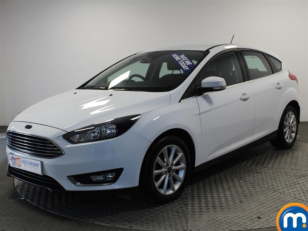 Ford Focus Titanium - Stock Number (1005602) - Passenger side front corner