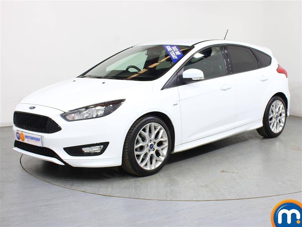 Ford Focus ST-Line - Stock Number (1001062) - Passenger side front corner