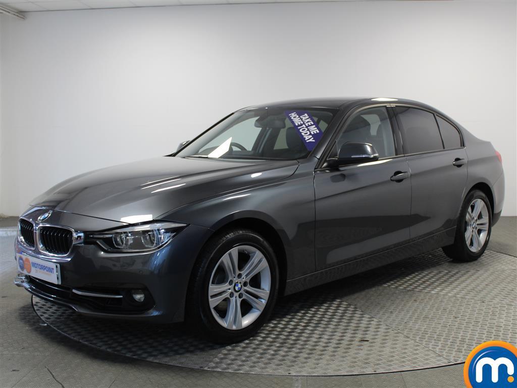 BMW 3 Series Sport - Stock Number (998908) - Passenger side front corner