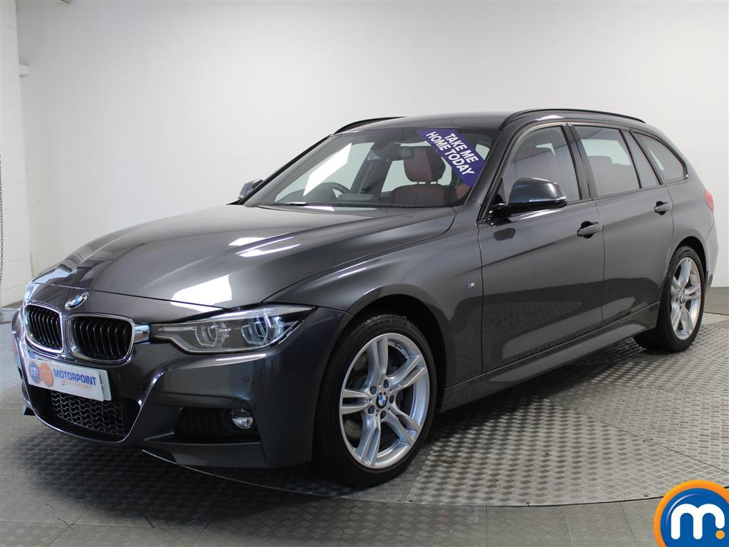 BMW 3 Series M Sport - Stock Number (999209) - Passenger side front corner