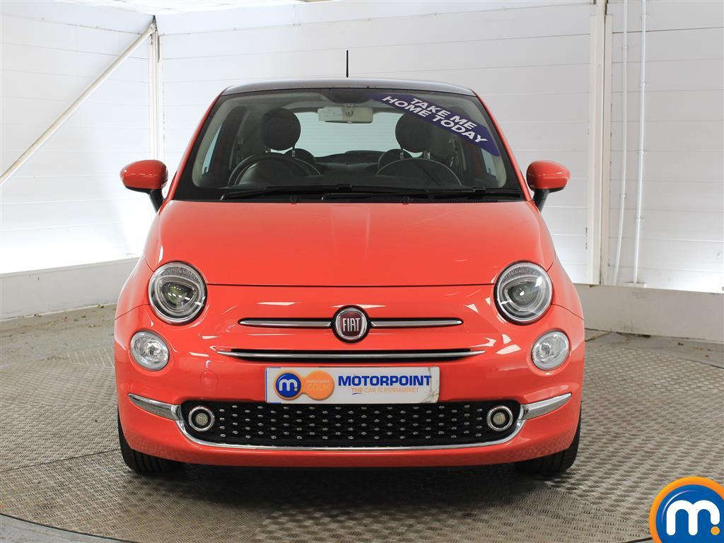 Fiat 500 Lounge Manual Petrol Hatchback - Stock Number (1011278) - Front bumper